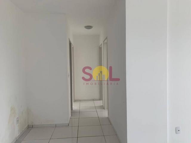 Apartamento à venda, 70 m² por R$ 320.000,00 - Uruguai - Teresina/PI - Foto 6