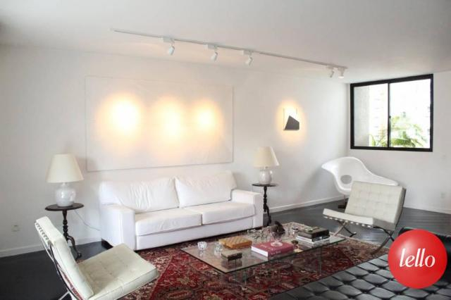 Apartamento para alugar com 4 dormitórios em Itaim bibi, São paulo cod:213751 - Foto 2