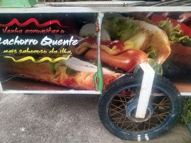 Carrinho de hot dog ou coquetel 1500.00 - Foto 3
