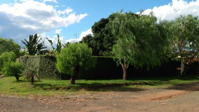 Chác. em cond. fechado, aceita imóvel de menor valor na região de Cosmópolis-SP.(CH0036) - Foto 3