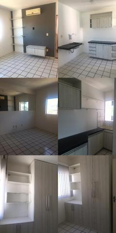 Apartamento todo reformado no Bairro Monte Castelo - Foto 2