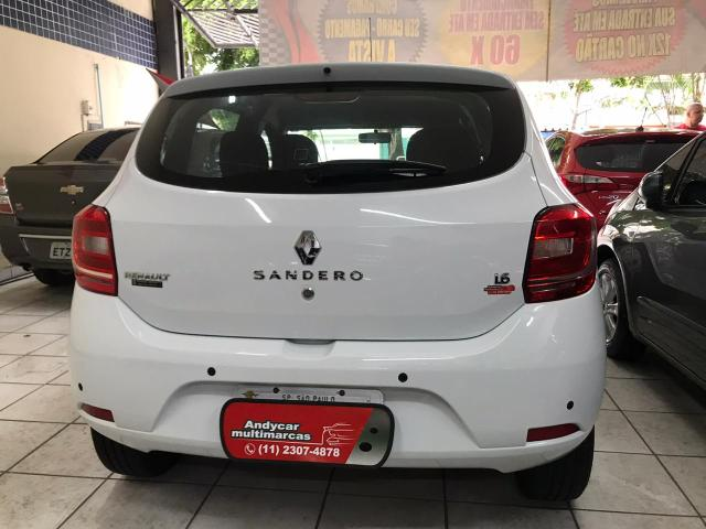 Renault Sandero expression 2015 1.6 flex completo - Foto 5