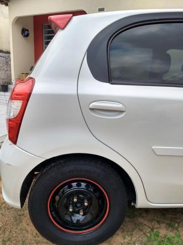 Toyota Etios Hatch 1.5 XS Aut. 2018 Repasse Consócio - Foto 10