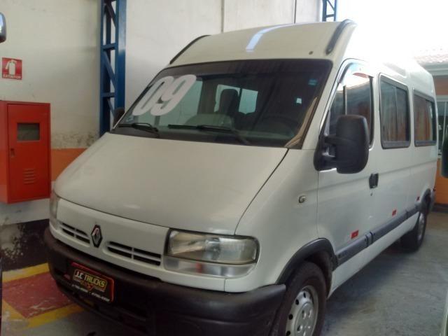 Renault Master 2.5 diesel 16 lugares