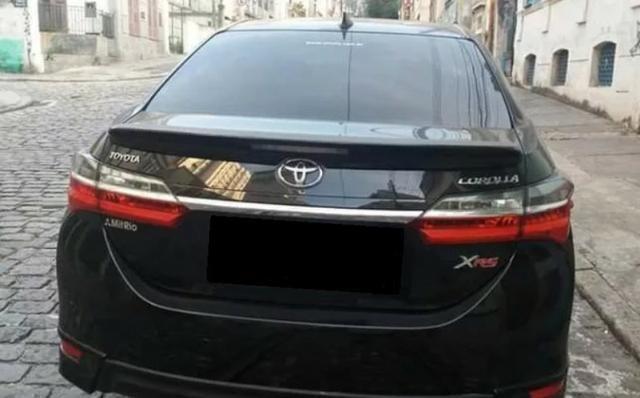 Corolla XRS 2.0 - Único dono - Mais Novo do Brasil - Consigo financiamento - 2018 - Foto 6