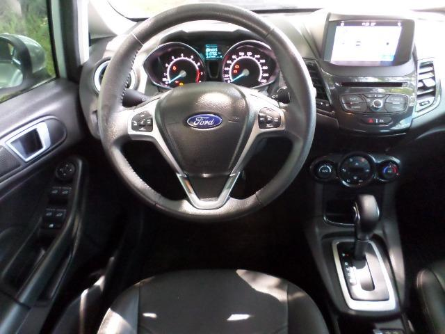 New Fiesta Hatch Titanium 1.6 Flex AT - Foto 12