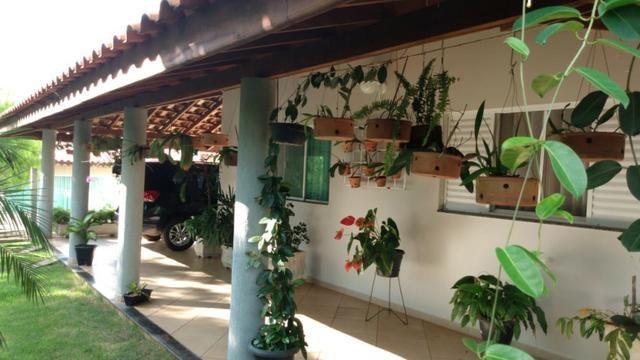 Chác. em cond. fechado, aceita imóvel de menor valor na região de Cosmópolis-SP.(CH0036) - Foto 7