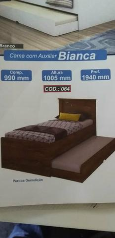Showww Roooo de colchoes e cama Box pra pronta Entrega Imediata - Foto 4