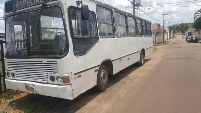 Vendo Ônibus Mercedes ano 89