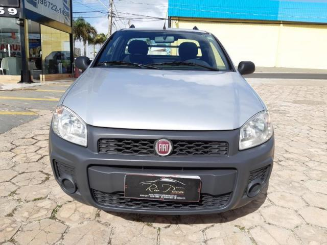 Fiat Strada Hard Working 1.4 CS 17/18 - Troco e Financio! - Foto 2
