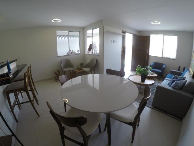 Vendo casa em Cond Fechado com 03 quartos 02 suítes Altos Do Calhau - Foto 4