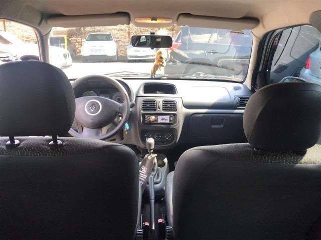 Renault Clio Expression 1.0 16V (Flex) 2014 - Foto 3