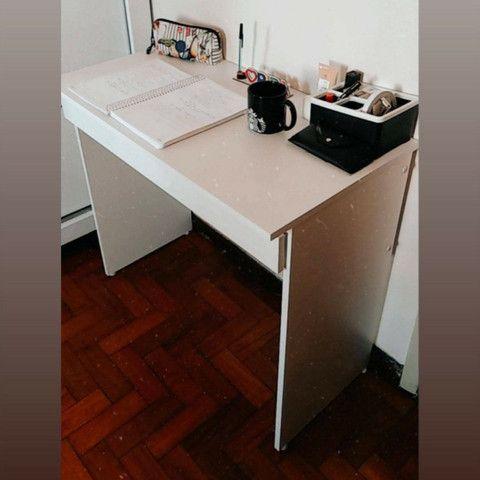 Mesa small utilitária para  notebook valor imbatível em ate 8x  - Foto 2