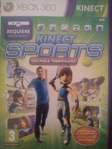 Jogo Kinect sports 2