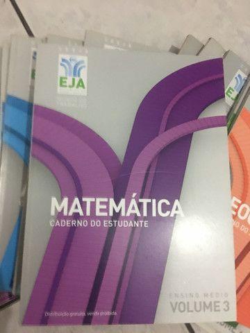 Livros de Educação Jovens e Adultos (EJA) - Foto 3