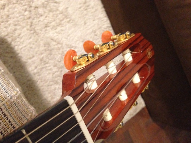 Violão Yamaha Silent Nylon - Foto 6