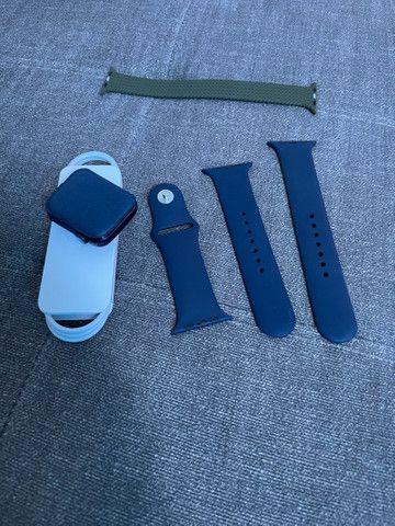 Apple Watch série 6 44? azul  - Foto 3