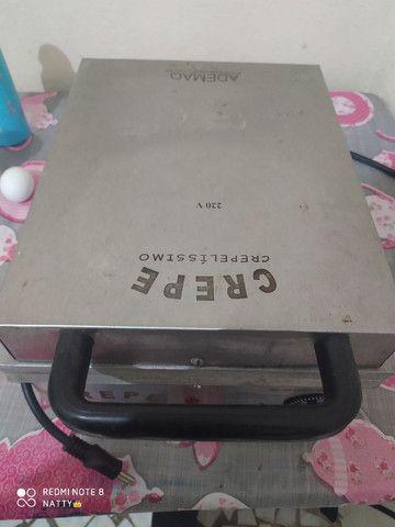 Máquina de crepe - Foto 3
