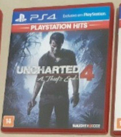 Jogos de PS4 Playstation 4 Semi Novos - Zona Norte - Foto 4