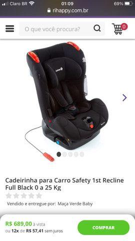 Cadeirinha (1) semi nova , 200,00 - Foto 4