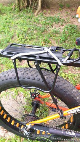 Bagageiro para bike - Fatbike