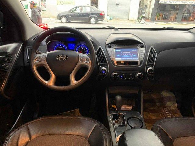 IX35 2014/2015 2.0 MPFI GLS 16V FLEX 4P AUTOMÁTICO - Foto 8