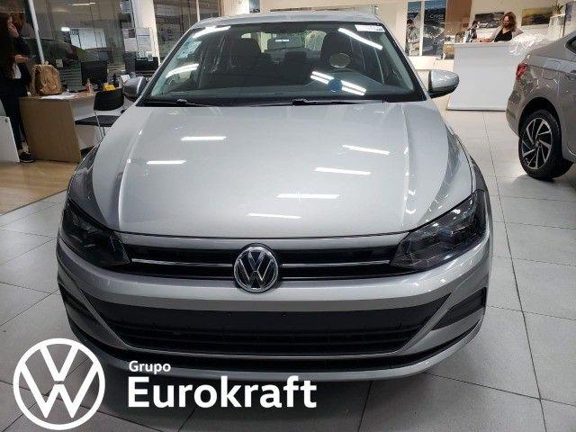 VW Virtus 1.6 MSI automático 2022 Zero KM - Foto 2