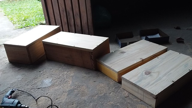 Step em madeira - Foto 3