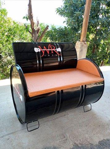 Sofá / poltrona / móveis rústicos / cadeiras  - Foto 4