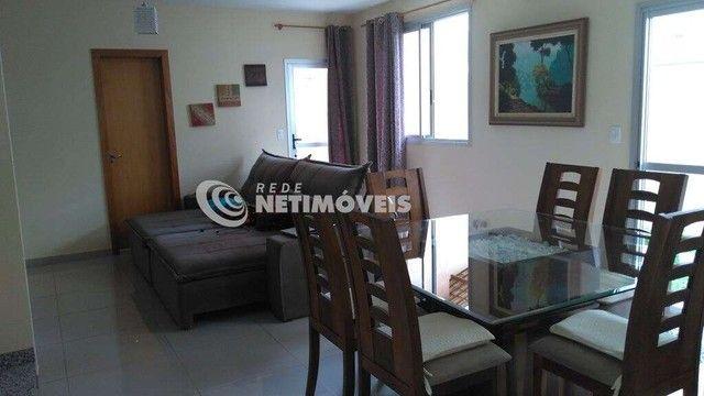 Casa de condomínio à venda com 3 dormitórios em Trevo, Belo horizonte cod:440959 - Foto 2