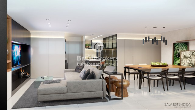 Apartamento à venda 3 quartos 2 suítes 2 vagas - Santo Agostinho