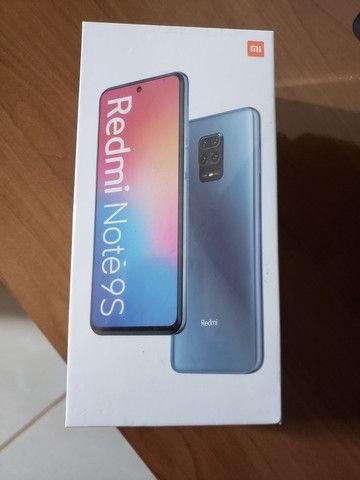 Xiaomi Redmi Note 9s 128gb + 6gb Ram - Blue - Foto 2