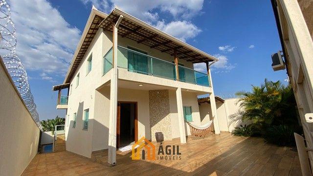 Casa à venda, 3 quartos, 1 suíte, 2 vagas, Residencial Ouro Velho - Igarapé/MG - Foto 2