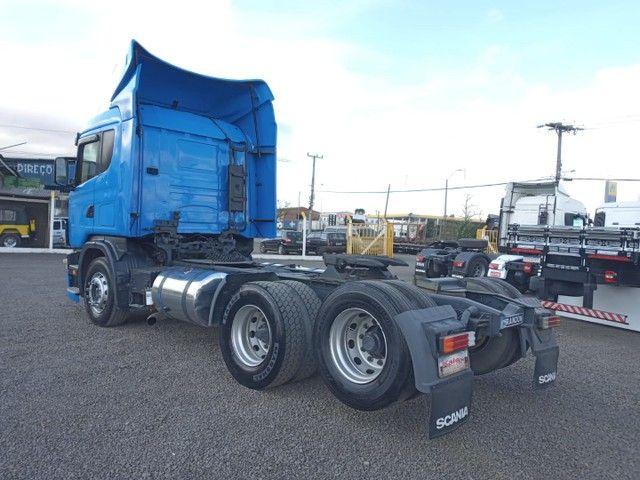 Scania R124 420 6x2 - Foto 6