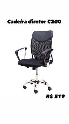 Cadeira base giratória para escritório