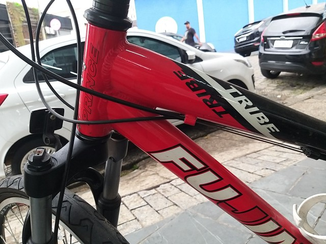 Bicicleta Aro 26 Prince Fujima Tribe 21 Marchas Toda Shimano - Foto 3