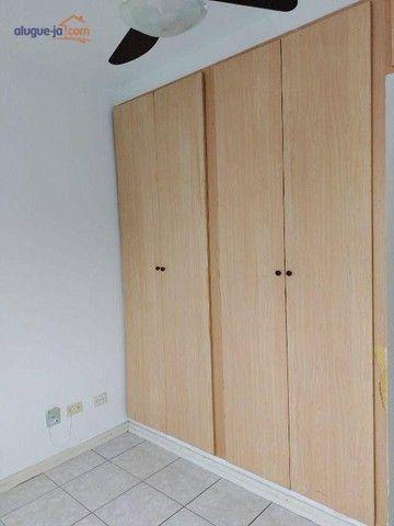 Apartamento com 1 dormitório para alugar, 55 m² por R$ 950,00/mês - Centro - São José dos  - Foto 15