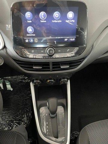 Novo Onix Turbo Automático 2022 - Foto 12