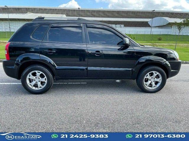 Hyundai Tucson GLS Automatica com GNV - Foto 8