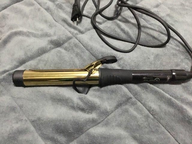 Modelador de cachos profissional MQ gold  - Foto 2