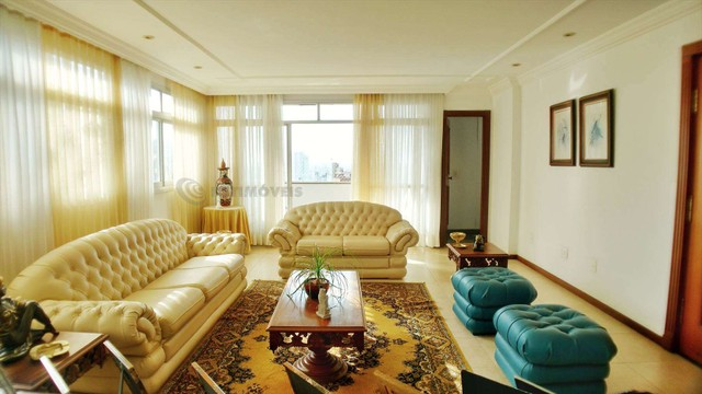 Apartamento à venda com 5 dormitórios em Serra, Belo horizonte cod:386113 - Foto 2