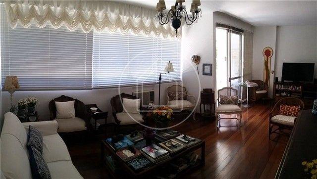 Apartamento à venda com 4 dormitórios em São conrado, Rio de janeiro cod:836786
