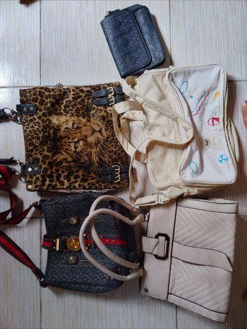 Lote de bolsas pra bazar por 50$