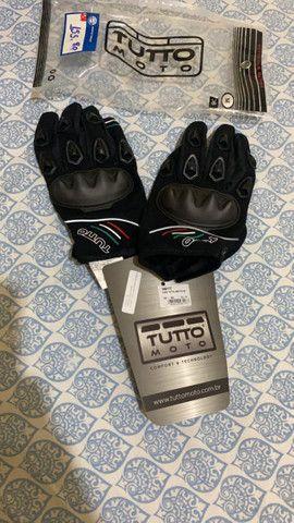 Luva Moto Tutto (nova lacrada) - Foto 2