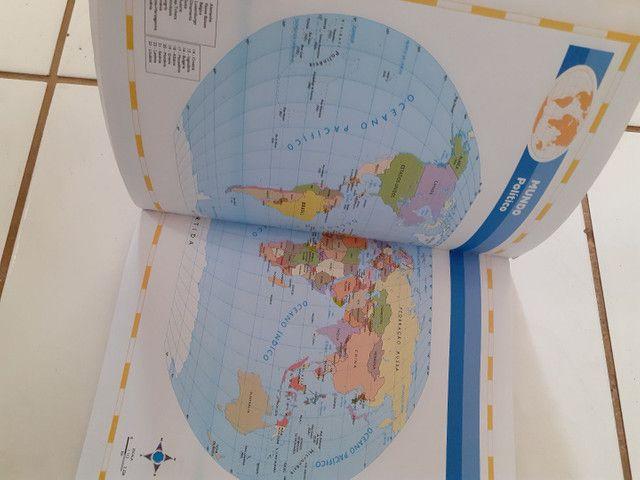 Atlas Escolar-Mapas - Foto 4