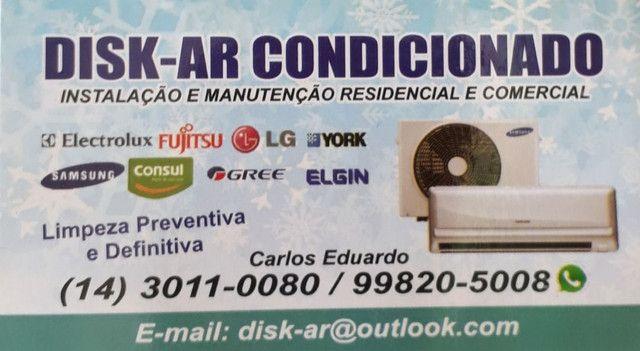 INSTALAÇÃO  AR CONDICIONADO  - Foto 5