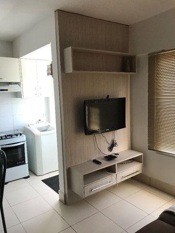 Apartamento Mobiliado (Studio) 1 Quarto - c/ Garagem - Próximo Parque Mãe Bonifácia - Foto 5