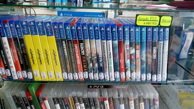 Jogos de PS4 novos e Semi novos - Foto 3