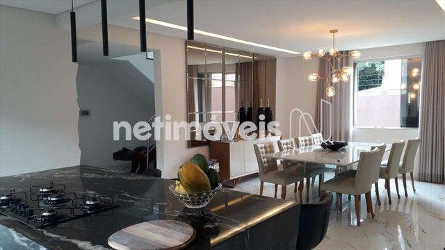 Casa à venda com 4 dormitórios em Garças, Belo horizonte cod:443481 - Foto 8