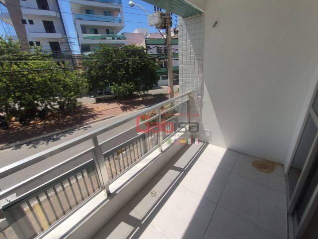 Apartamento com 3 dormitórios para alugar, 90 m² por R$ 2.800,00/mês - Algodoal - Cabo Fri - Foto 11